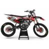 KIT DECO MOTOCROSS honda FACTORY ENERGY rouge (ref:prda33a)