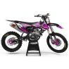 KIT DECO MOTOCROSS kawasaki FACTORY ENERGY rose (ref:prda33b3)