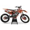 KIT DECO KTM FACTORY ENERGY orange (ref:prda33c)