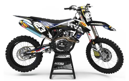 kit deco Husqvarna FMF