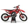 KIT DECO HONDA VERTEX ROUGE  (REF:PRDA39A4)