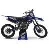 KIT DECO YAMAHA YZ YZF... MOTUL BLACK/BLUE