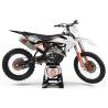 KIT DECO PERSO KTM EVS BLACK AND WHITE