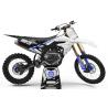 KIT DECO YAMAHA YZ YZF... EVS BLACK AND WHITE