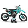 KIT DECO HUSQVARNA EVS TEAL