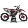 KIT DECO PERSO MOTOCROSS BOXER rouge (ref:prda1a)