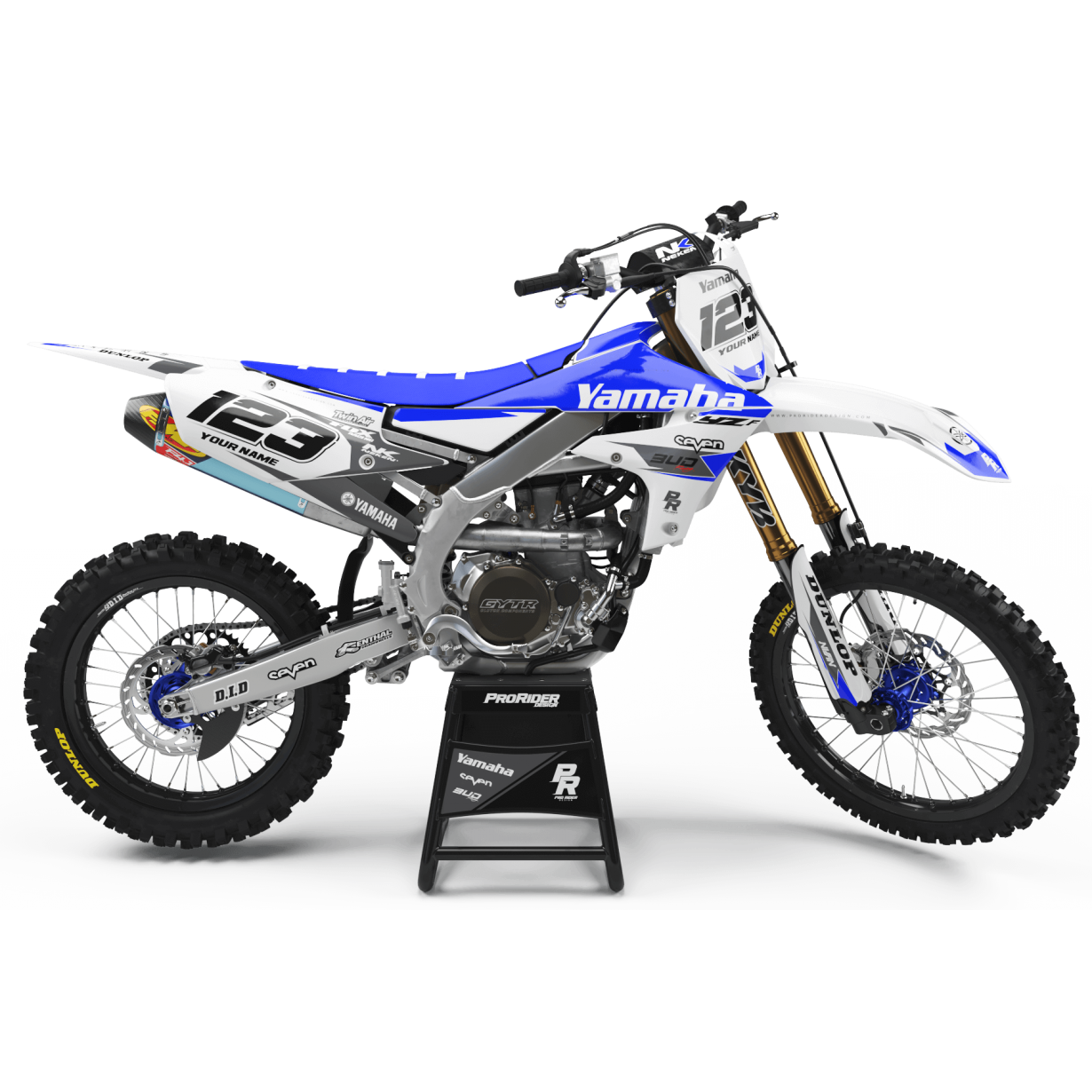 kit deco 125 yz